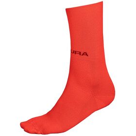 Endura Pro SL II Socks Men sunset red